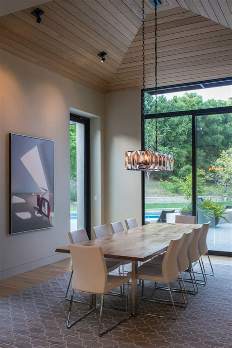 Dining Room Lighting For Vaulted Ceilings   Dining room ideas
