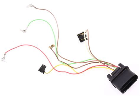 99 Audi A6 Wiring Light by Rh Light Wiring Harness Pigtail Audi A4 B5 96 99