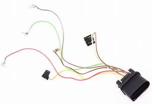 Internal Headlight Bulb Wiring Harness 98