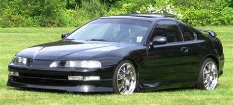 HONDA PRELUDE GIVEN A SPORTY FACELIFT - Image #45