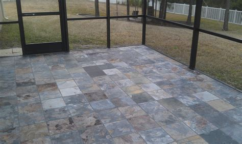 Natural Stone & Travertine Flooring For Jacksonville Homes