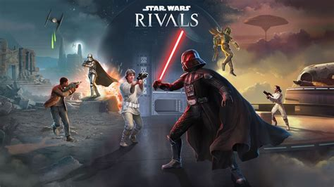 Star Wars: Rivals Cancelled Before Official Release ...