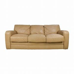 Second hand leather sofas thesofa for Used leather sectional sleeper sofa