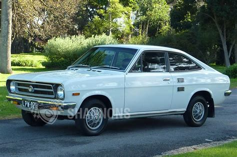 Datsun Coupe by Datsun 1200 Coupe Auctions Lot 54 Shannons