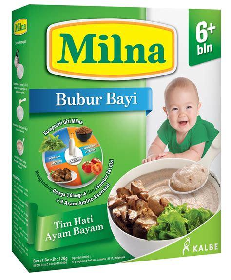 Nah, untuk beberapa jenis makanan yang tersedia, termasuk memberikannya konsumsi bubur bayi praktikkan beberapa resep makanan penambah berat badan bayi 6 bulan keatas tersebut untuk. Jual Milna Harga Murah Jakarta oleh PT Kalbe Nutritionals
