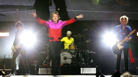 mick jagger reveals  bands thinking   rolling