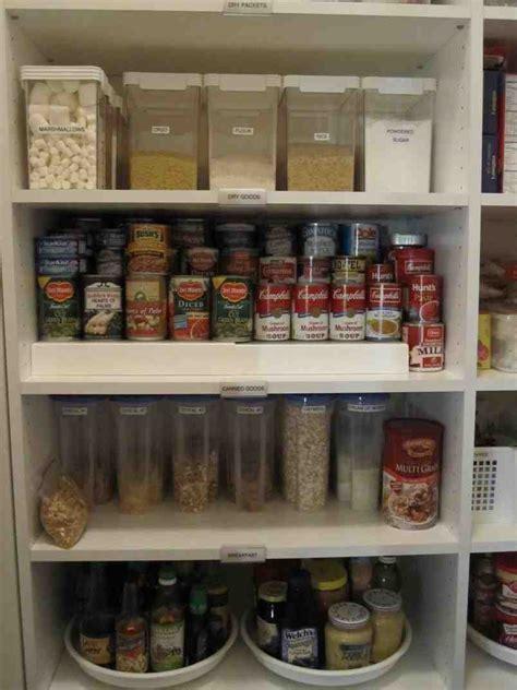 organize pantry shelves decor ideas
