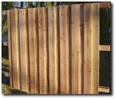 cap kayu privacy fence panels casual cottage
