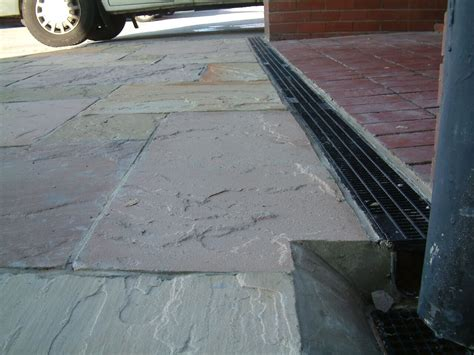 driveway drainage solutions driveway drainage abel landscaping