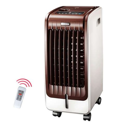 fan and air conditioner aux remote control cooler air fan portable room