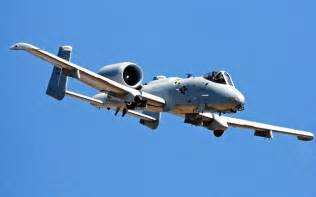A 10 Thunderbolt Warthog Aircraft