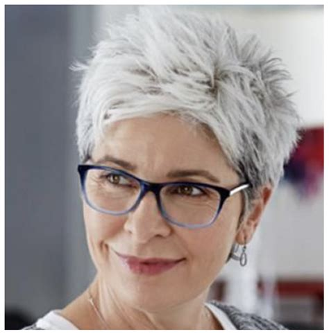 50+ Best Short Pixie Haircuts for Older Women 2019