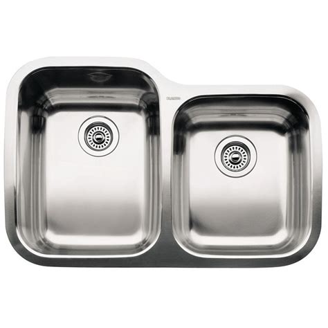 european kitchen sinks stainless steel polaris sinks all in one undermount stainless steel 43 in