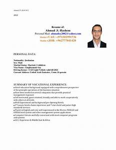 APPLICATION LETTER: COVER LETTER FOR CV