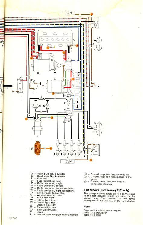 Bus Wiring Diagram Thegoldenbug