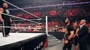 Brock Lesnar to face Seth Rollins at Battleground main ...