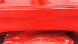 Torch Red 86 Corvette Fresh Paint - YouTube  Red