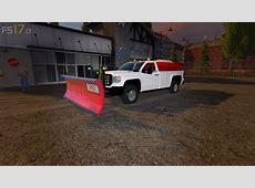 2016 GMC Sierra 3500 HD Plow Truck v 10 – FS17 mods