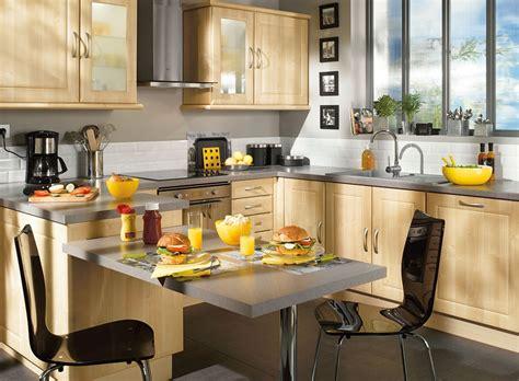 cuisine conforama ouverte photo 12 25 avec une table bar tr 232 s pratique pour les repas