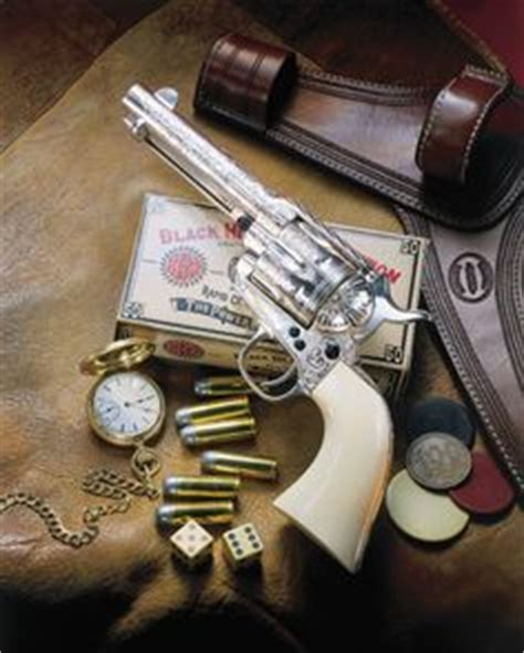 colt quickdraw saa revolver used by audie murphy in various western pistols and