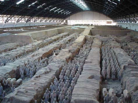I guerrieri di terracotta di Qin