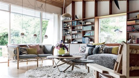 Home Of Interior Stylist, Mie Lerche
