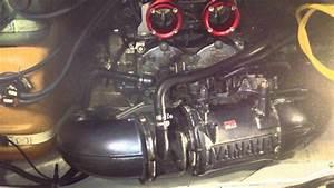 1996 Wave Raider 760 Engine With A Bad Piston