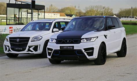 Larte Design Range Rover Sport Winner In The Wild Car