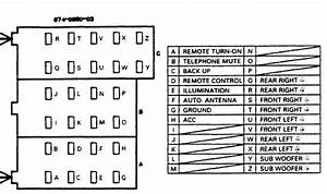 Wiring Diagram Peugeot Clarion Radio Car Stereo At For