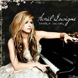 Very popular images: avril lavigne goodbye lullaby album cover