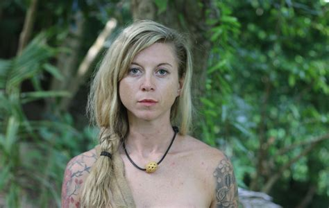 Naked And Afraid On Twitter Dawn Is Fit Dedicated