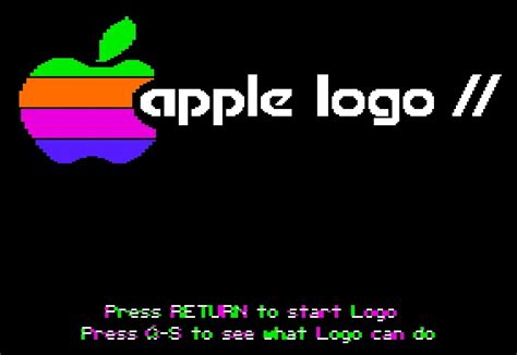 apple logo programming language old school computers pinterest