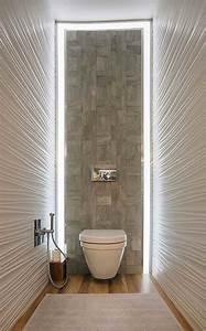 Décorer Ses Toilettes : best amenager wc ideas ~ Premium-room.com Idées de Décoration