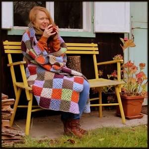 Granny Square Decke : granny square decke handmade kultur ~ Buech-reservation.com Haus und Dekorationen
