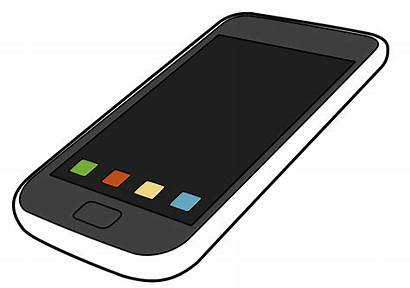 Phone Smartphone Clipart Iphone Icon Clip Vector