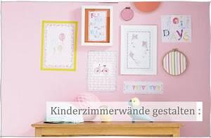 Kinderzimmer Gestalten Wand : w nde im kinderzimmer gestalten kinder r ume magazin kinder r ume ~ Markanthonyermac.com Haus und Dekorationen