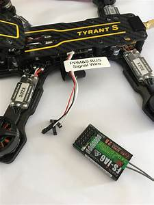 Connecting Fs-ia6 To F3 Flight Controller - Help