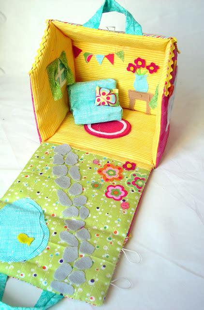 fabric dollhouse stuffedpartycom