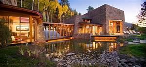 modern mountain home exterior contemporary with custom