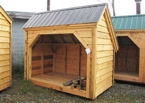 woodbin 6x wood shed plan jamaica cottage shop