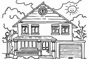 Gambar Rumah Pemandangan Gambar Pemandangan Gunung Dan Rumah