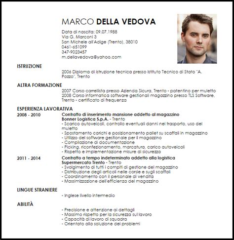 Modello Curriculum Addetto Al Magazzino  Livecareer. Resume Building Articles. Cover Letter Example Mba. Curriculum Vitae Ejemplo Formacion Academica. Cover Letter For Administrative Assistant Relocating. Resume Example Gpa. Un Cover Letter Tips. Lebenslauf In Aufsatzform. Cover Letter Format With Example