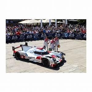 24 Heures Du Mans 2015 : audi r18 e tron quattro 8 24 heures du mans 2015 spark 18s188 miniatures minichamps ~ Maxctalentgroup.com Avis de Voitures