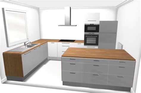 table de cuisine sur mesure ikea plan de travail ikea sur mesure cuisine naturelle
