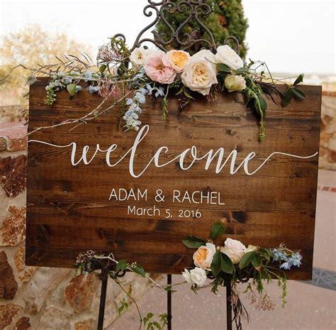 wedding  sign rustic wood wedding sign sophia