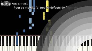 Booba - Arc-en-ciel  Piano Tutorial  Paroles