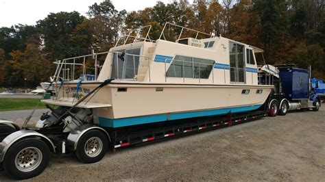 Boat Transport Ct by Mansion Houseboat Moving Fredricktown Pa To