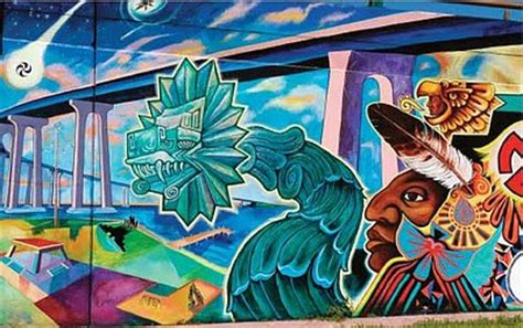 Chicano Park Murals Map by Chicano Park Mural Tour January 28 2017 Kpbs