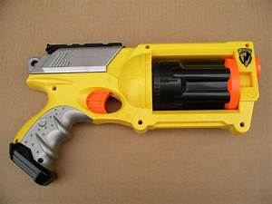 Ordinary Off The Shelf Nerf Gun Into A Sorta Piratey