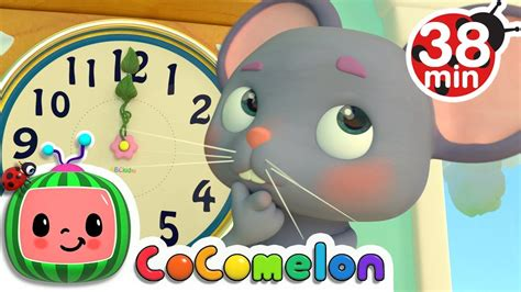 Row Row Your Boat Cocomelon by Hickory Dickory Dock More Nursery Rhymes Songs